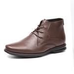 Comfort Gel s/b BENKE Floater Brown - Bota masculino Samello