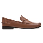 Mocassim s/c BOSSIER Tostado - Sapato Masculino Loafer Samello