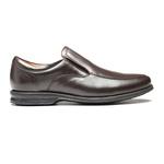 Soft ORAN MAX Café - Sapato Masculino Loafer Samello