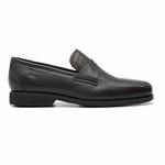 Soft Casual STORS II MAX Preto - Sapato Masculino Loafer Samello