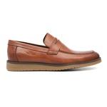 Samello Casual SEDAN Look Papaya - Sapato Masculino Loafer