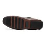 Drive FIORINO Chocolate - Mocassim Masculino Loafer Samello