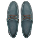 Deckshoes VELEIRO Azul Royal - Docksides Feminino Samello
