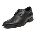 Comfort Gel LEGACY Preto - Sapato Masculino Derby Samello