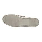 Deckshoes ALICE Off White & Papaya - Docksides Feminino Samello