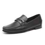 Mocassim s/c ALTIMA Preto - Sapato Masculino Loafer Samello