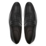 Social s/b LAURO Preto - Sapato Masculino Loafer Samello