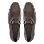 Soft STORS Café - Sapato Masculino Loafer Samello