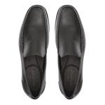 Sapato Masculino Loafer Nieto Preto Samello