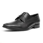 Sapato Social s/c CRUZE Preto - Derby Masculino Samello