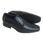 Sapato Social Sândalo Detroit Black
