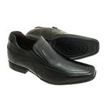 Sapato Sândalo Com Elevação Up Preto