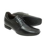 Sapato Sândalo Com Elevação Up Cadarço Pret