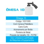 Bico Pulverizador com Caneca Omega 10 Arprex