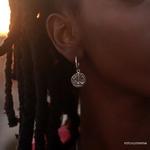 Brinco Argola Ye | Coleção Be Flow