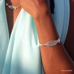 Bracelete Somos Todos Peixe | Coleção Be Flow