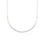 Colar Minimal Silver|coleção Tribus