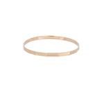 Bracelete Disco Gold | Novidades