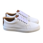 Sneaker Classic White/Whisky