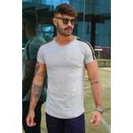 T-shirt Long Bergen Grey