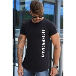 T-shirt Long Toledo Black