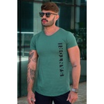 T-shirt Long Toledo Green