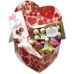 Caixa Especial com Chocolate