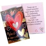 Cartão Você é Especial