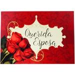 Cartão Querida Esposa Gg