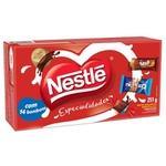 Caixa de Bombom Especialidades Nestlé