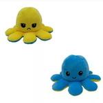 Polvo do Humor - Amarelo/Azul (P)