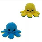 Polvo do Humor - Amarelo/Azul (G)