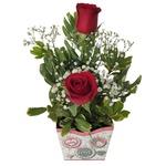 Arranjo Floral Love