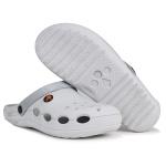 Babuche Crocs Injetado Branco FRC