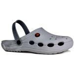 Babuche Crocs Injetado Cinza FRC