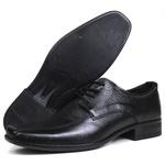 Sapato Social em Couro Floater Preto 600