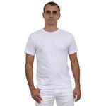Calça Masculina Bivik Jeans Branca Básica