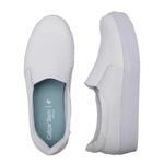 Sapatênis Feminino Branco Calça Bem