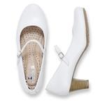 Sapato Feminino Branco para Trabalhar