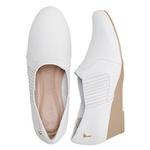 Sapato Feminino Branco Confort