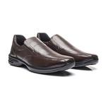 Sapato Social em Couro Linha Confort Coronello