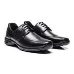 Sapato Social Coronello Confort Preto - 3002
