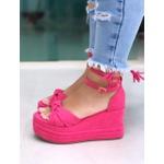 Anabela Pink em Camadas