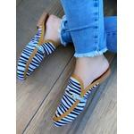 Mulle Zebra com Mostarda
