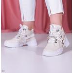 Botinha Sneakers Craquelado