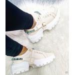 Tênis Chunck Sneakers Craquelado