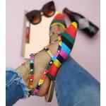 Sapatilha Valentino Color