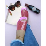 Saltinho Cristal Rosa