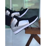 Sneaker Prata/Preto