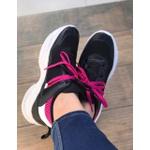 Tênis TN080 Preto/Pink